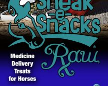Original RAW Sneak-e-Snacks