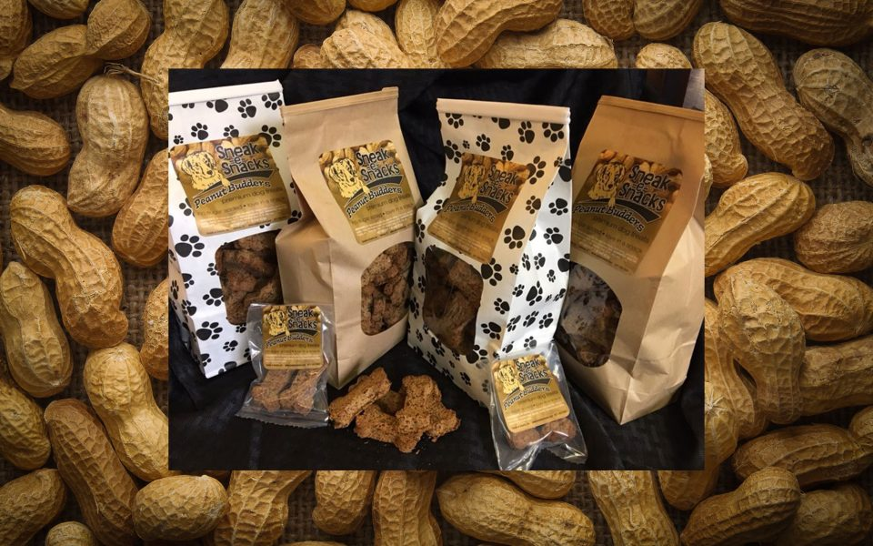 NEW Sneak-e-Snacks All Natural Dog Treats are here!