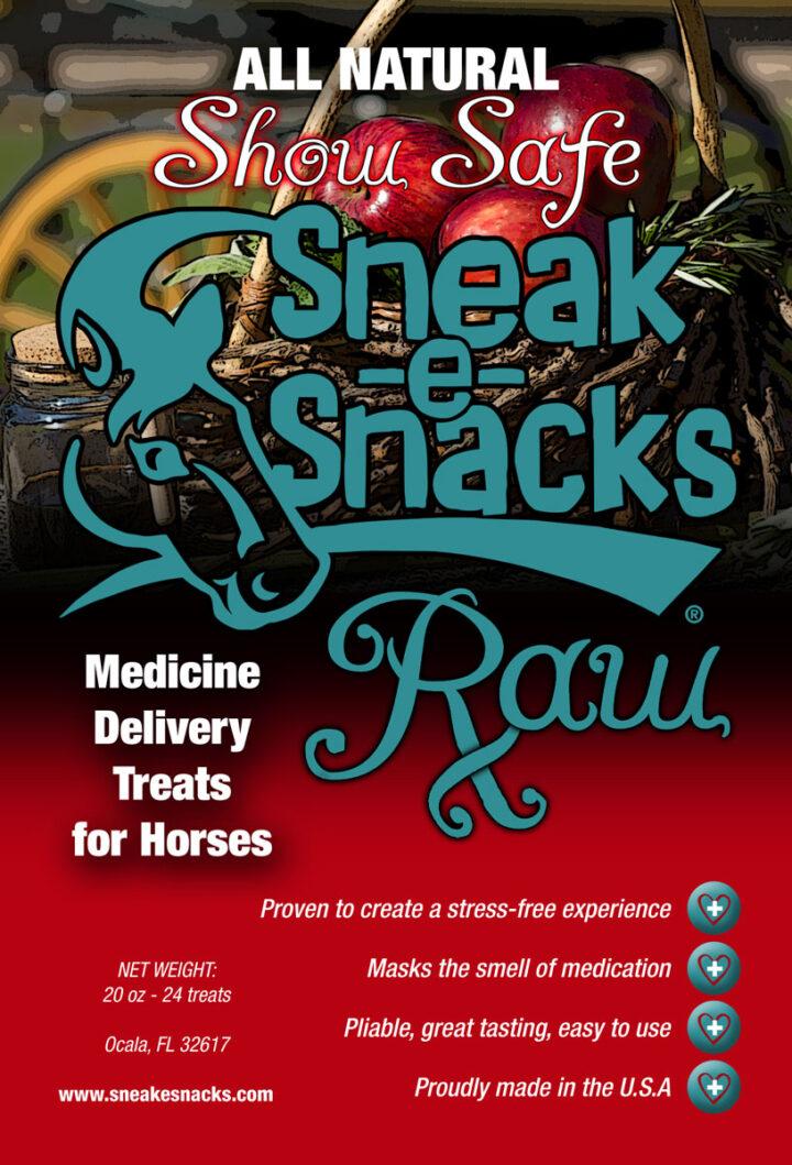 Sneak-e-Snacks RAW Show Safe