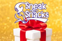 Sneak-e-Snacks make great gifts!